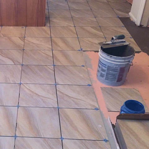 Home Floor Repair